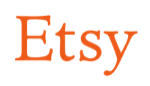 Orange Etsy Logo